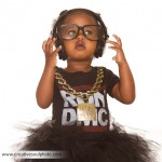 Run D.M.C baby | Music Baby Series Pt 2.