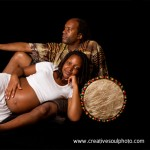 Atlanta Maternity Photographer | Alicia & Kanem