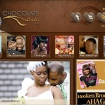 Featured!  ChocolateBrides.com