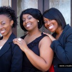 Three generations of women | Brandy Family