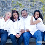 Modern Family Session | Jamison Family