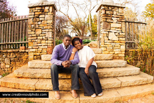 Atlanta Couples Photographer | Erika & Berry