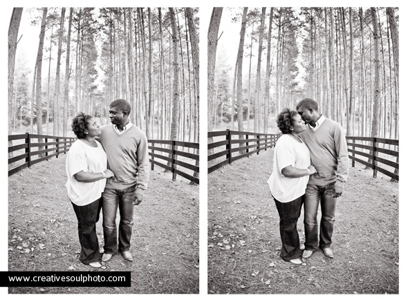 Atlanta Couples Photographer | Erika & Berry
