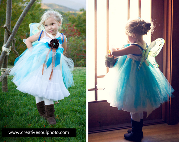 Tutu fairy wings cowgirl boots heart melt Atlanta Wedding