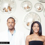 Modern Engagement Shoot at the Atlanta High Museum | Jenny & Jevon