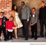Atlanta Photographers | James Family 2012