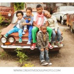 Atlanta Child Photographer | Boys & Toys Photo Shoot