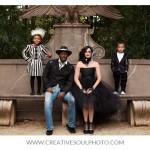 Halloween Themed Family Photos | Jones Family