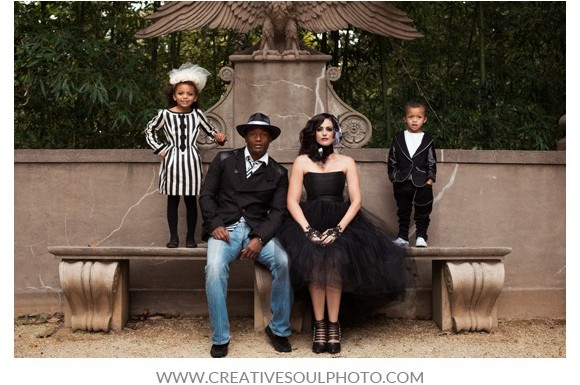 Halloween Family Photos