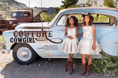 Couture Cowgirl - Fohr Magazine