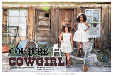 Editorial Spotlight: Couture Cowgirl Thumbnail