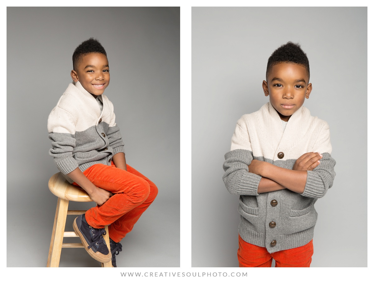 Child Actor Headshots