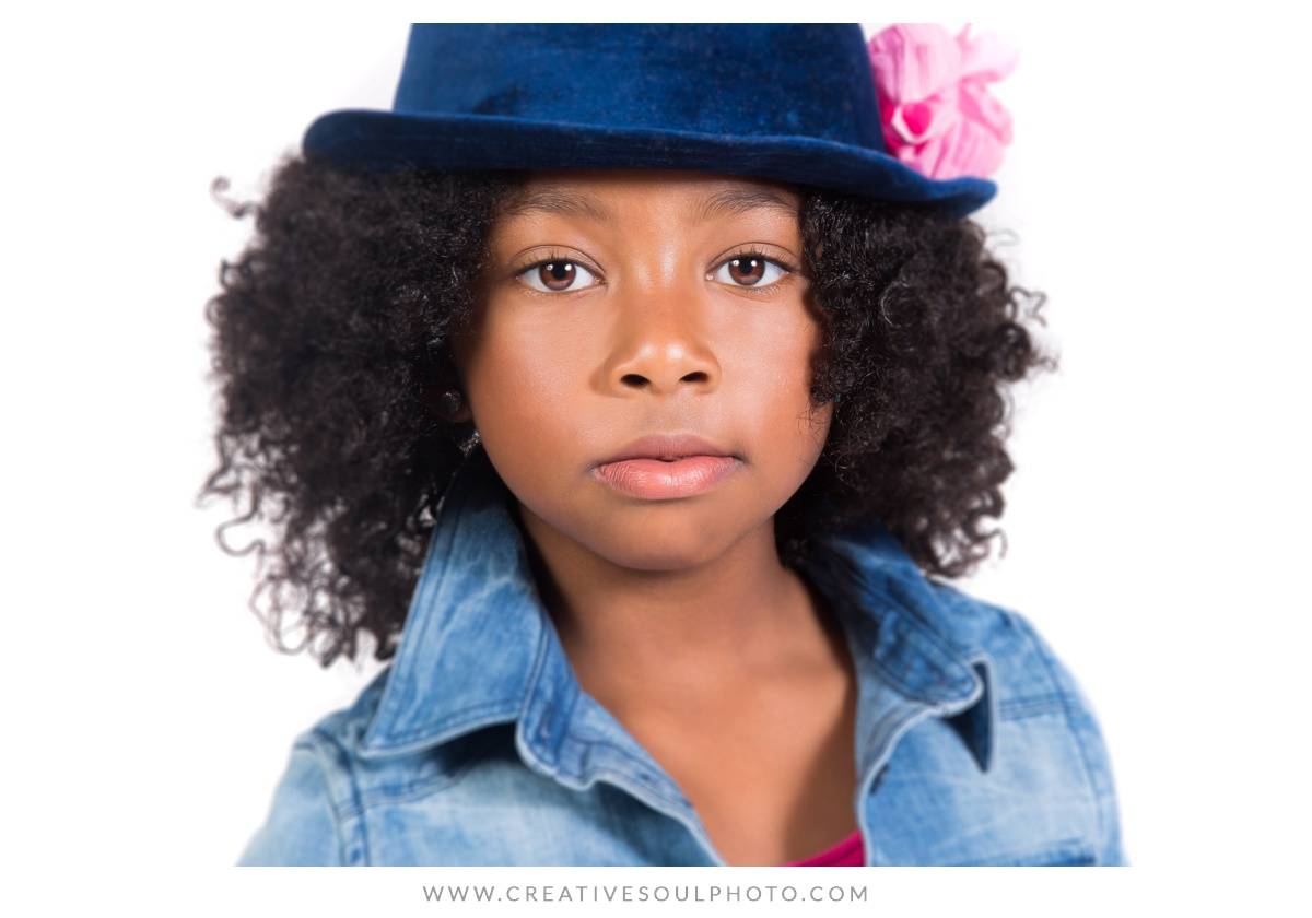 Child Model Headshots