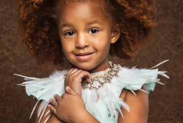 AfroPortrait Series – Kids Natural Hairstyles Thumbnail